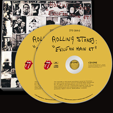 Rolling Stones Exile On Main Street Limited Deluxe